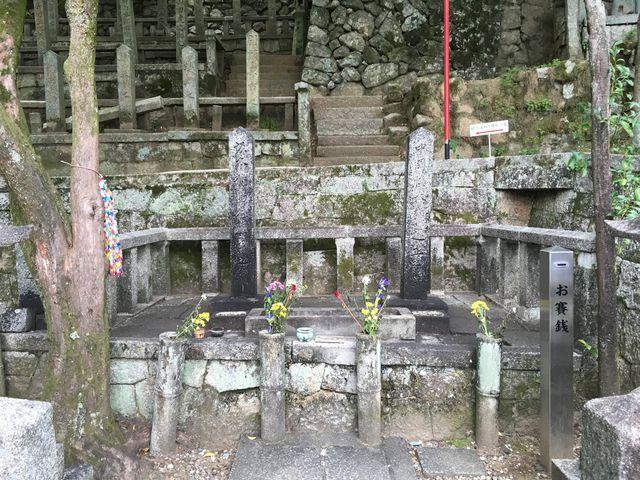 写真9 龍馬、慎太郎のお墓