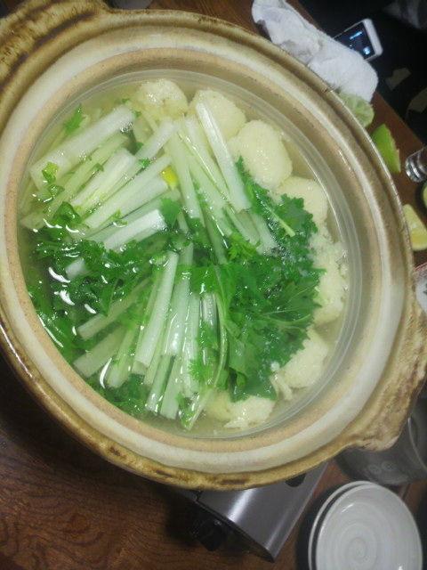 (34)潮江菜の鍋
