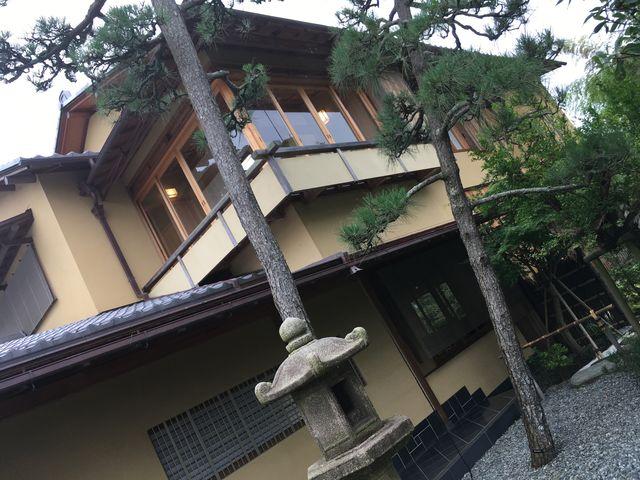 写真4 旧吉田茂邸2