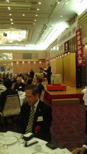 (2)竹村皎会長さんご挨拶