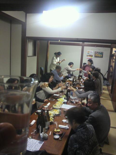 13(6)乾杯