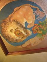 獅子の柄の天井.jpg