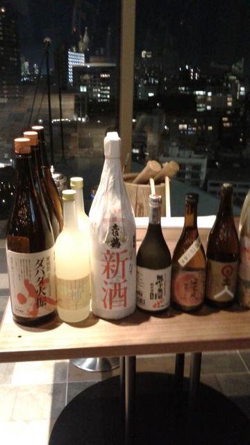 (7)純米・新酒・リキュール・焼酎