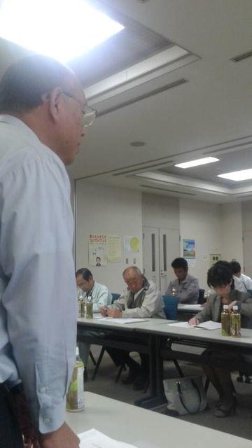(4)田村部長さんご挨拶