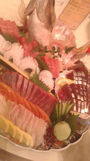 (16)テーブル皿鉢・刺身