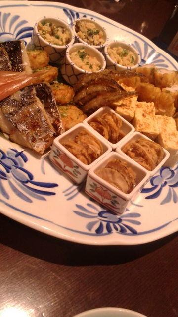 (5)前菜7品盛り