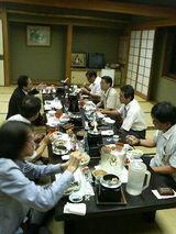 2009.7.8宴席風景