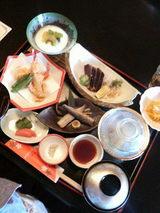 「濱長」昼食