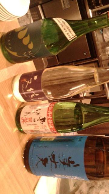(18)本日の日本酒