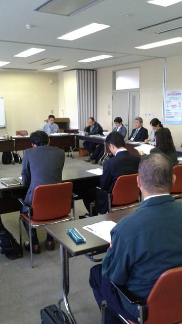 (2)会議スタート前風景2
