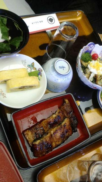 (22)鰻蒲焼きセット