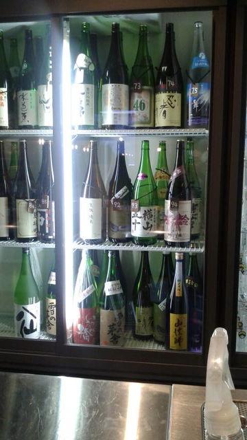 (12)実際のお酒は冷蔵庫に