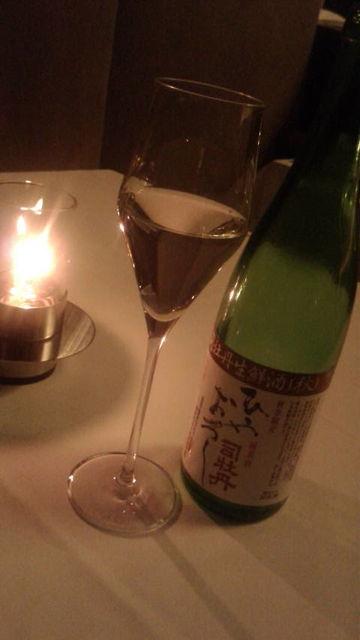 (3)司牡丹ひやおろし