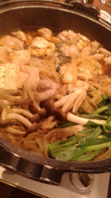 (16)軍鶏鍋2