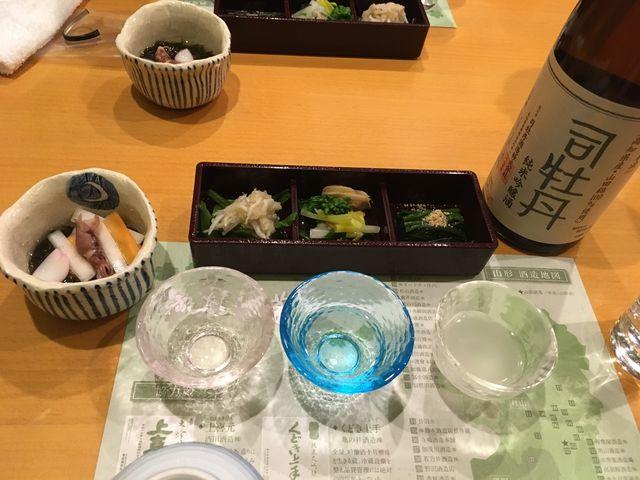 写真9 つきだしと司牡丹永田農法