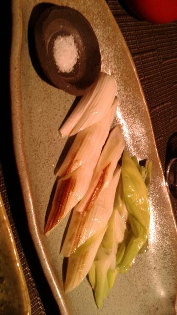 (9)焼きネギ
