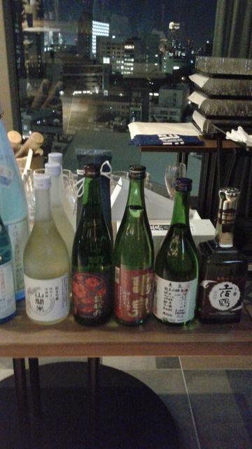 (4)土佐酒・吟醸酒等