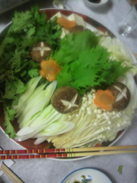 25鍋の野菜