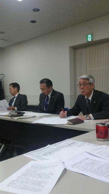 (2)森部長さんより実績報告