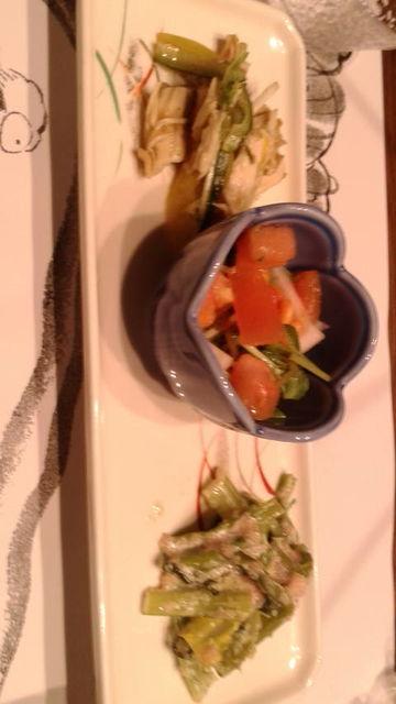 (7)前菜三種盛り