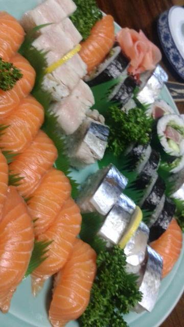 (6)寿司盛り