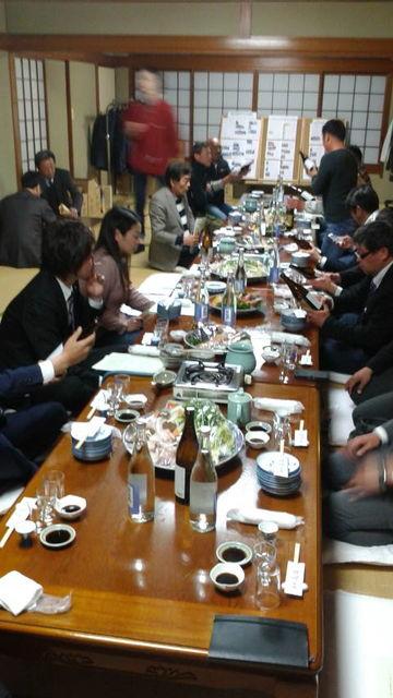 (7)参加者集まる