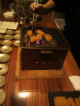 2012.12.19カラスミを炙る.jpg