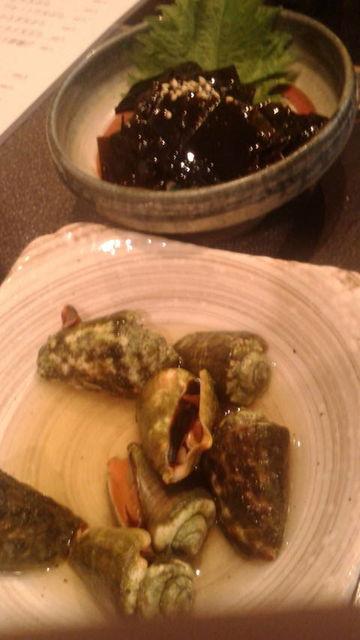 (8)チャンバラ貝と昆布佃煮