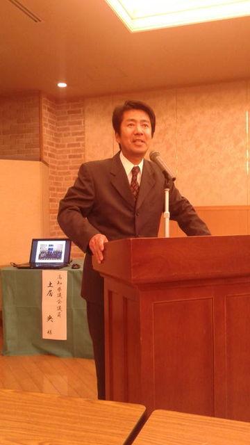 (22)上東副会長締めのご挨拶