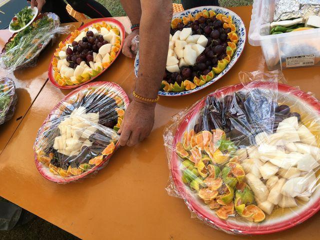 写真15 野菜、果物