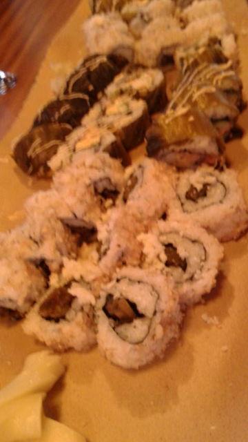 (26)巻き寿司も