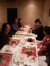 2009.1.7宴席風景