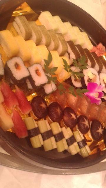 (19)テーブル・田舎寿司