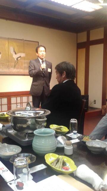 (6)久保県議会議員さんご挨拶
