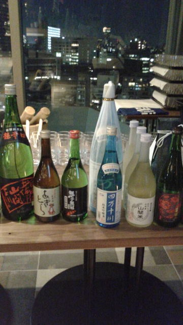 (5)土佐酒・吟醸・特純