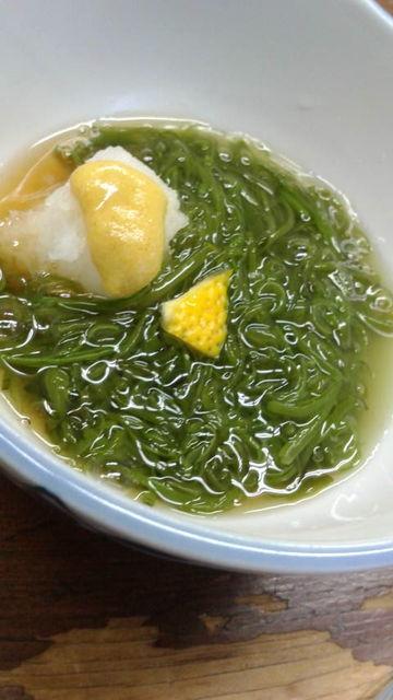 (9)メカブ酢