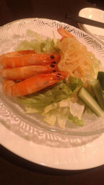(22)海鮮サラダ