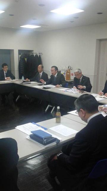 (6)社長、企画部との新年会議