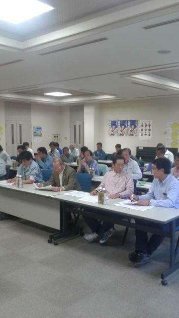 (3)会議スタート直前