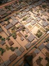 上町の模型
