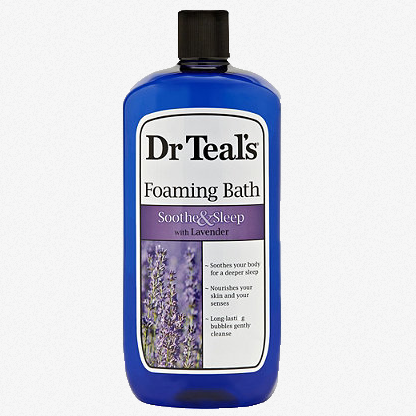 Teals Forming Bath Lavender
