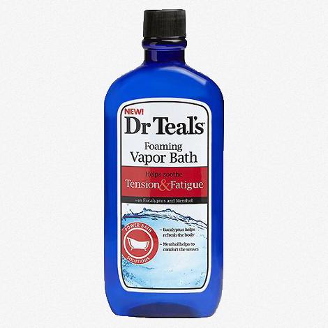 Teals Forming Vapor Bath