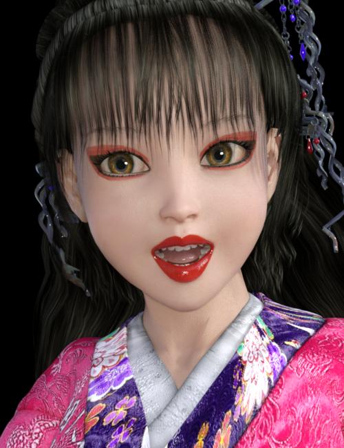 ★Riko_Kimono2