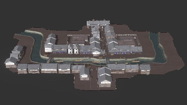 江戸5iClone Preview