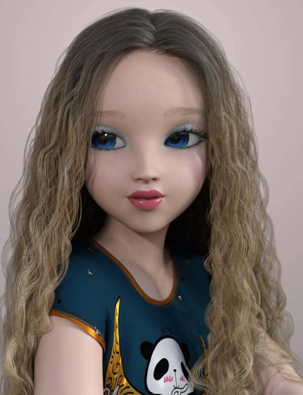 ★青い目のErica