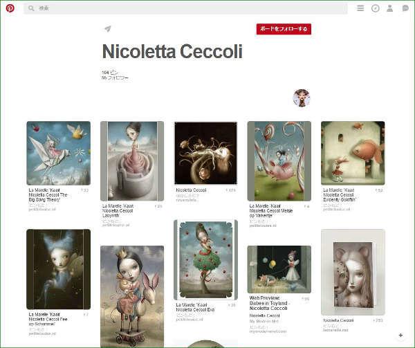 Nicoletta Ceccoliの