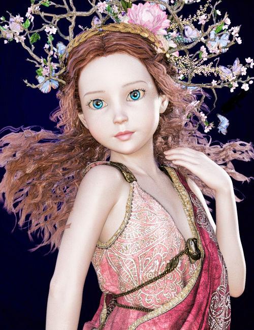 ★Riko11ギリシャ女神風2
