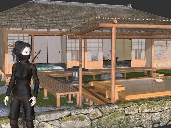 ★日本の小家屋