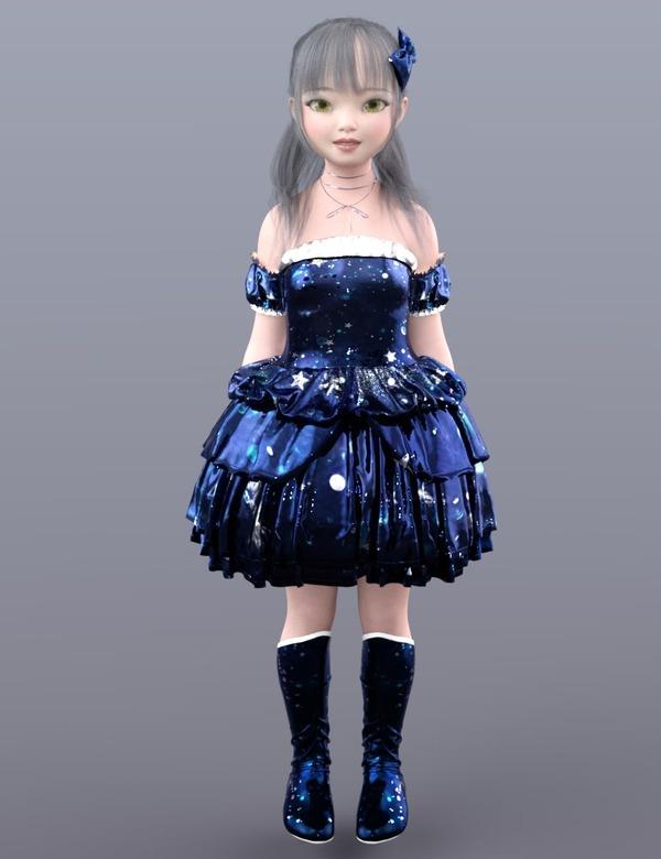 雨宮さんのドレス-min