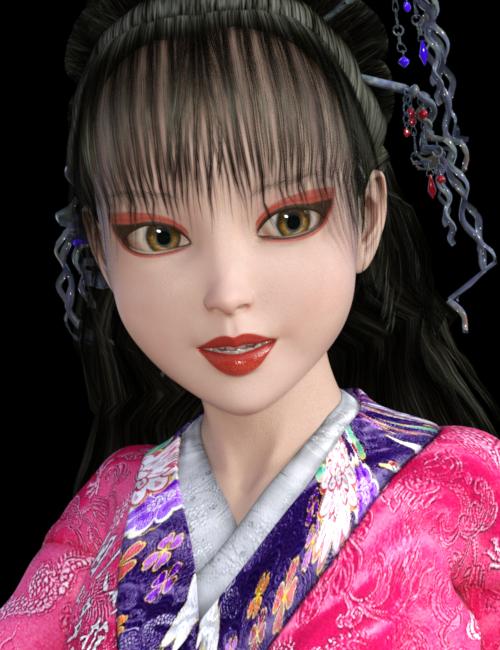★Riko Geisha 1